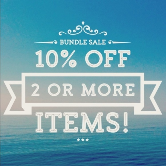 10% off 2 or more items